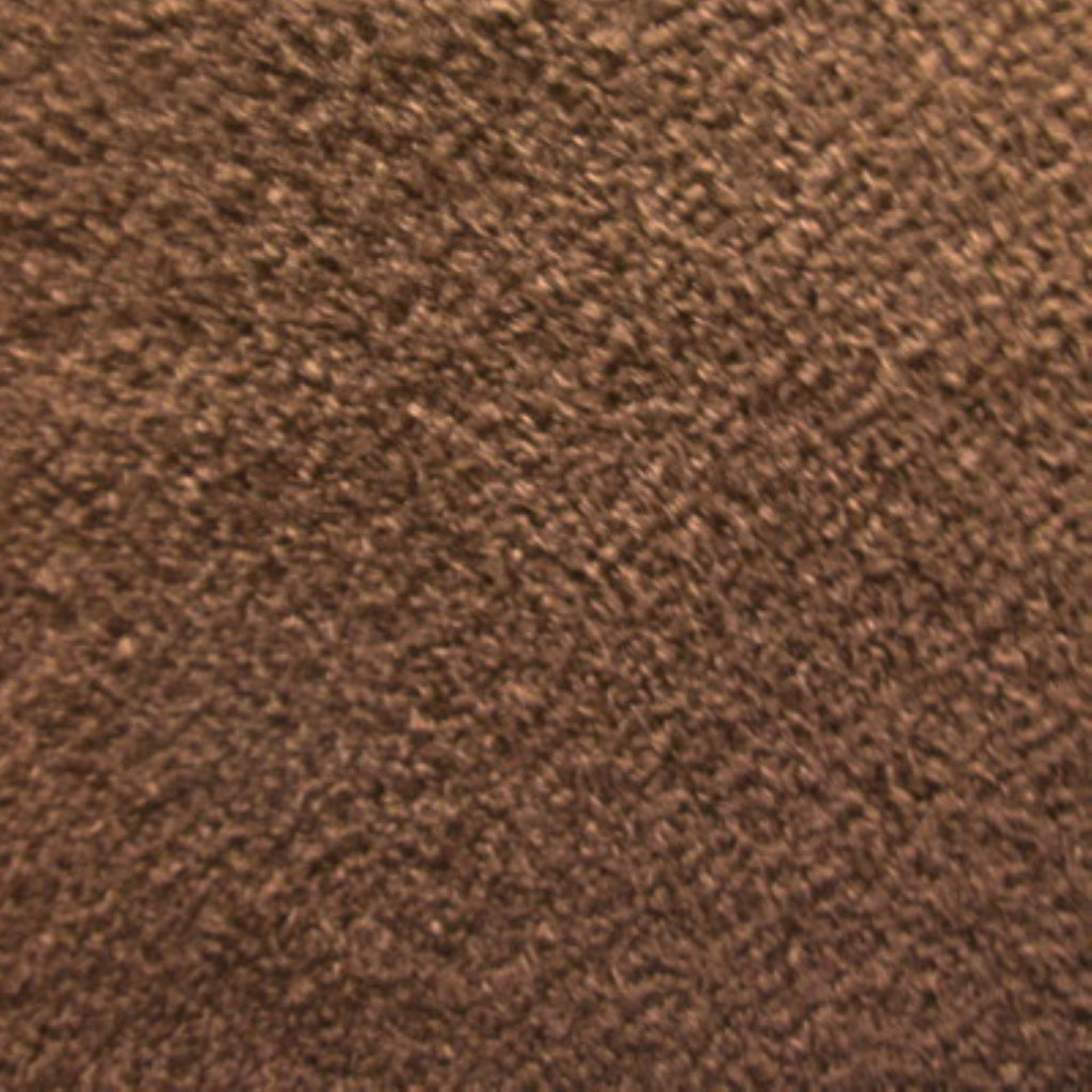 "Chocolate Brown - 60"" Fireside Fabric"