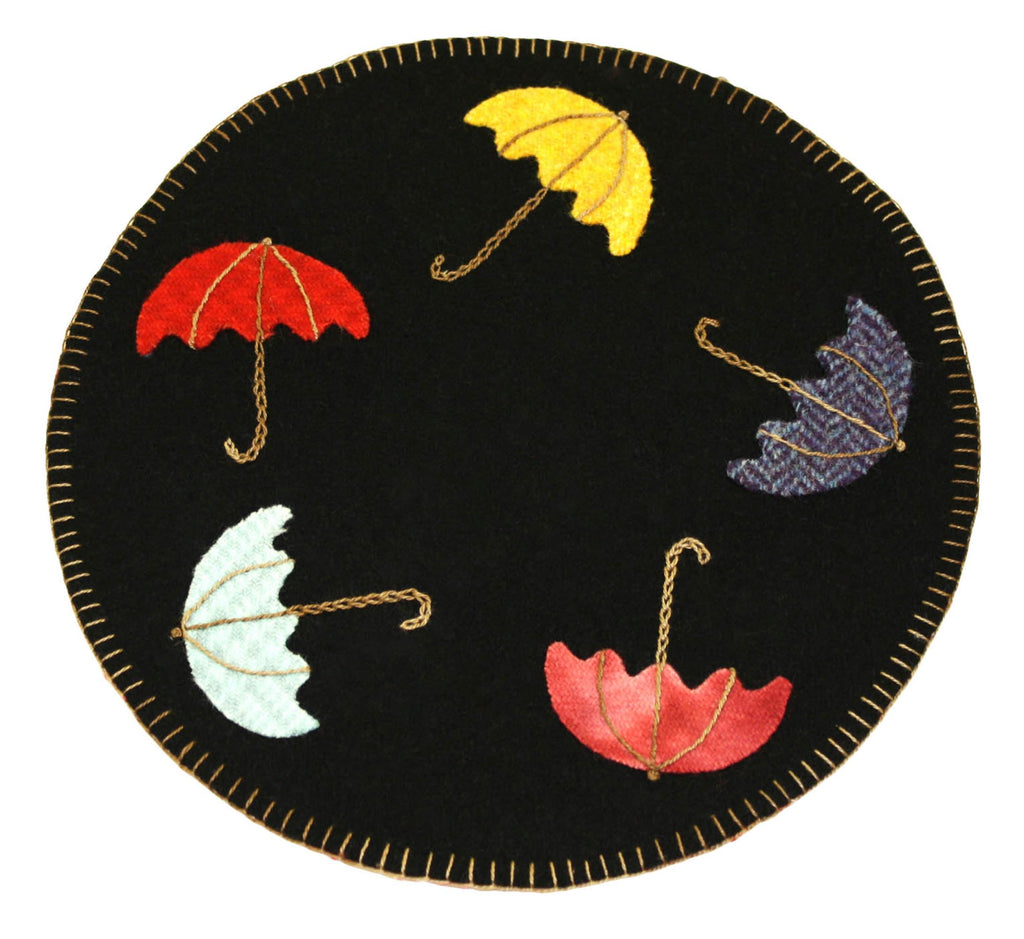 Mini Umbrellas Wool Kit