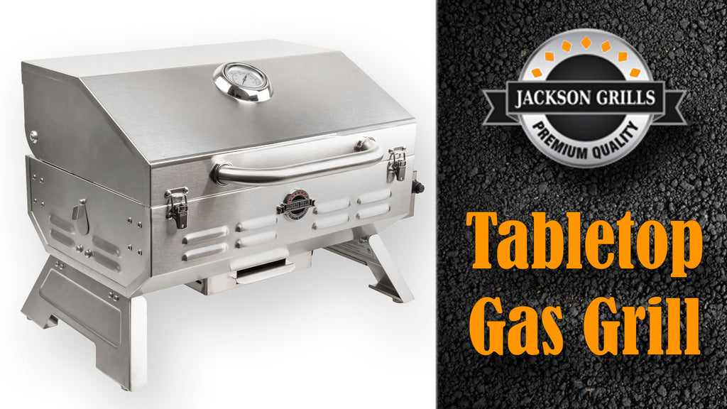 Grill on the Go: Jackson Grills' Portable Versa Line