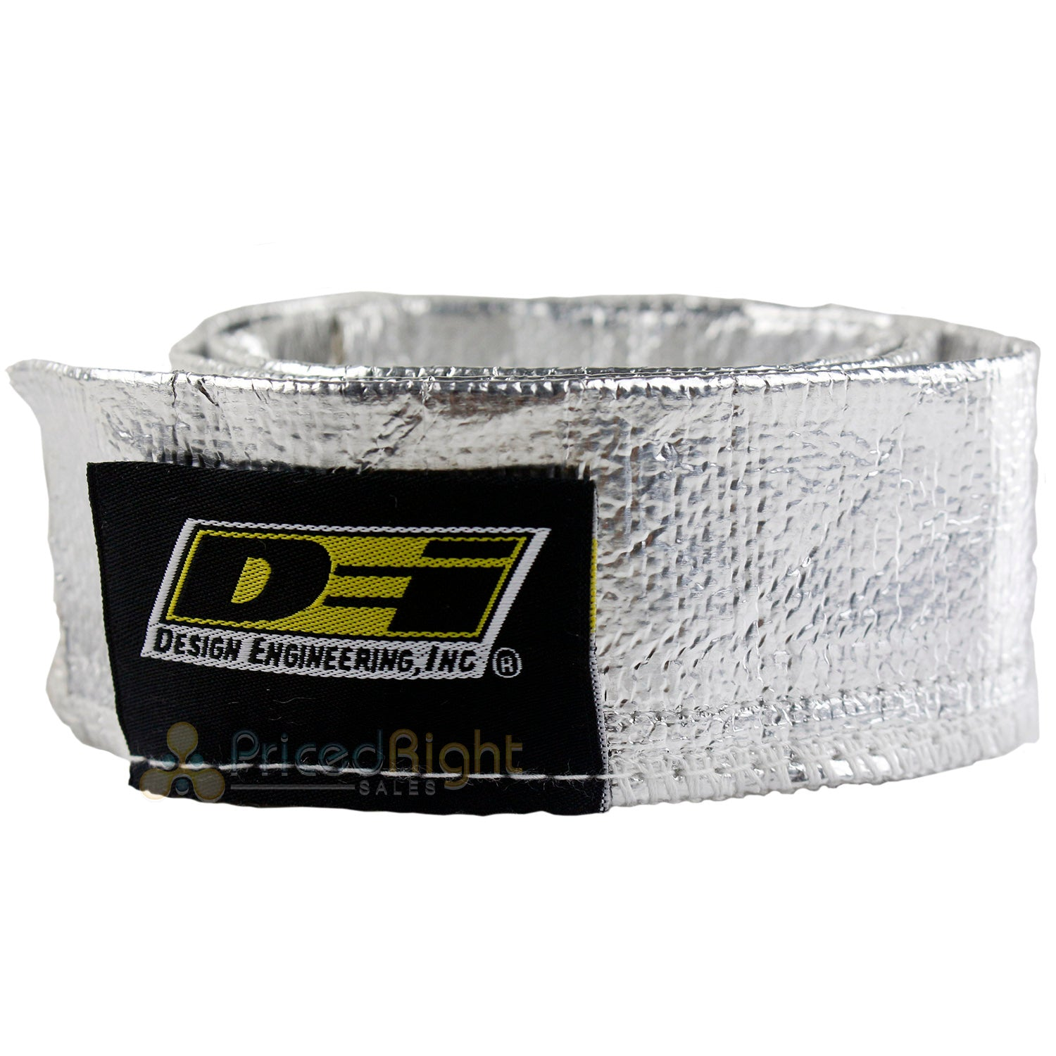 "Aluminized Heat Sheath Protective Sleeve 3/4"" x 36"" 3' Length DEI 010403"