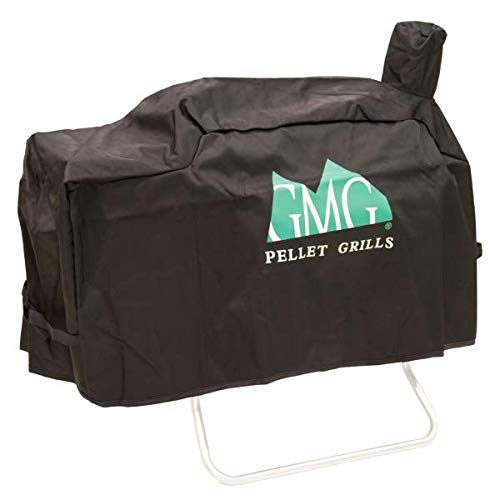 Green Mountain Grills Cover for Davy Crocket Portable Grills Black GMG-4012