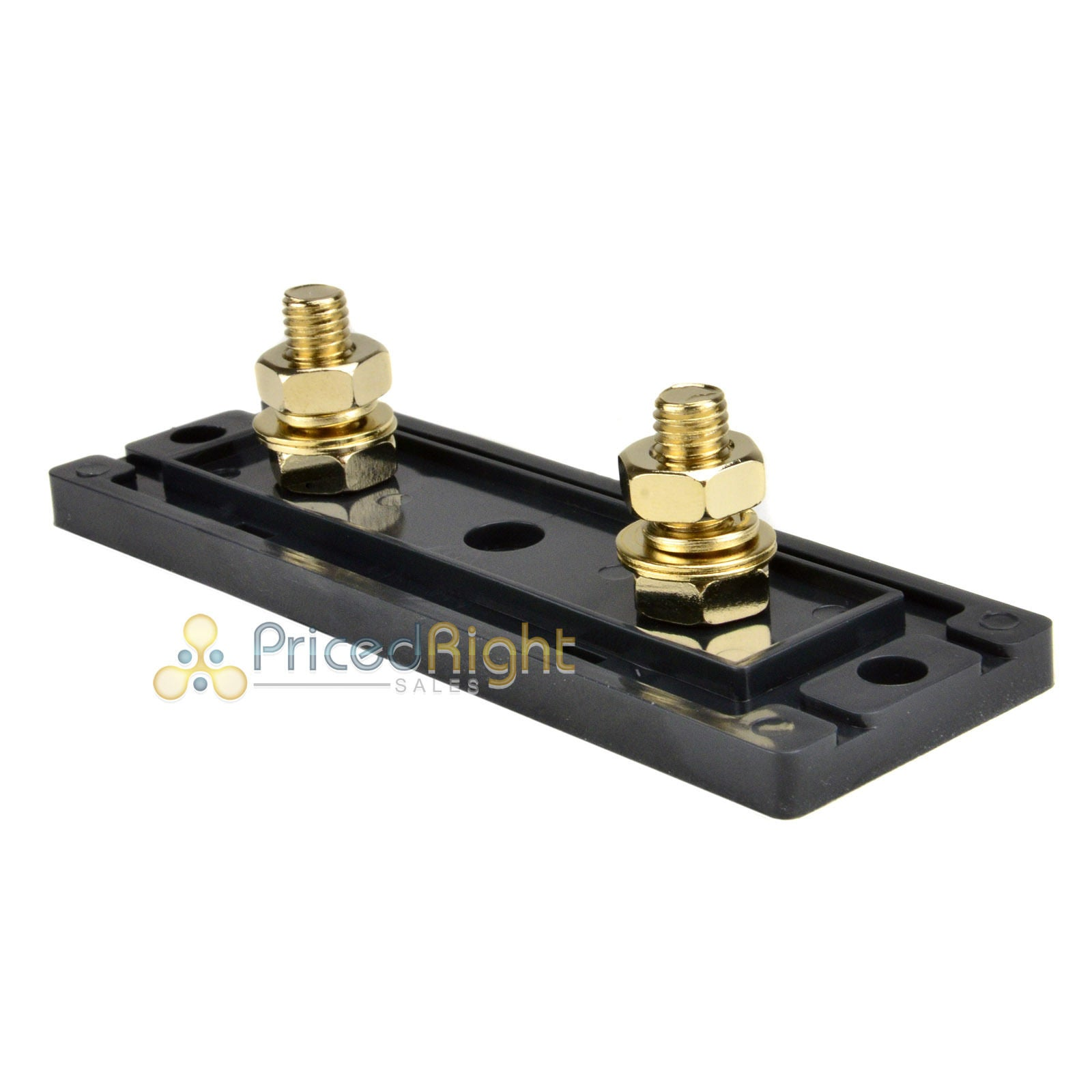 Xscorpion 0 Gauge ANL Fuse Holder ANL1010G Gold 0/2 Ga Fuse Holder