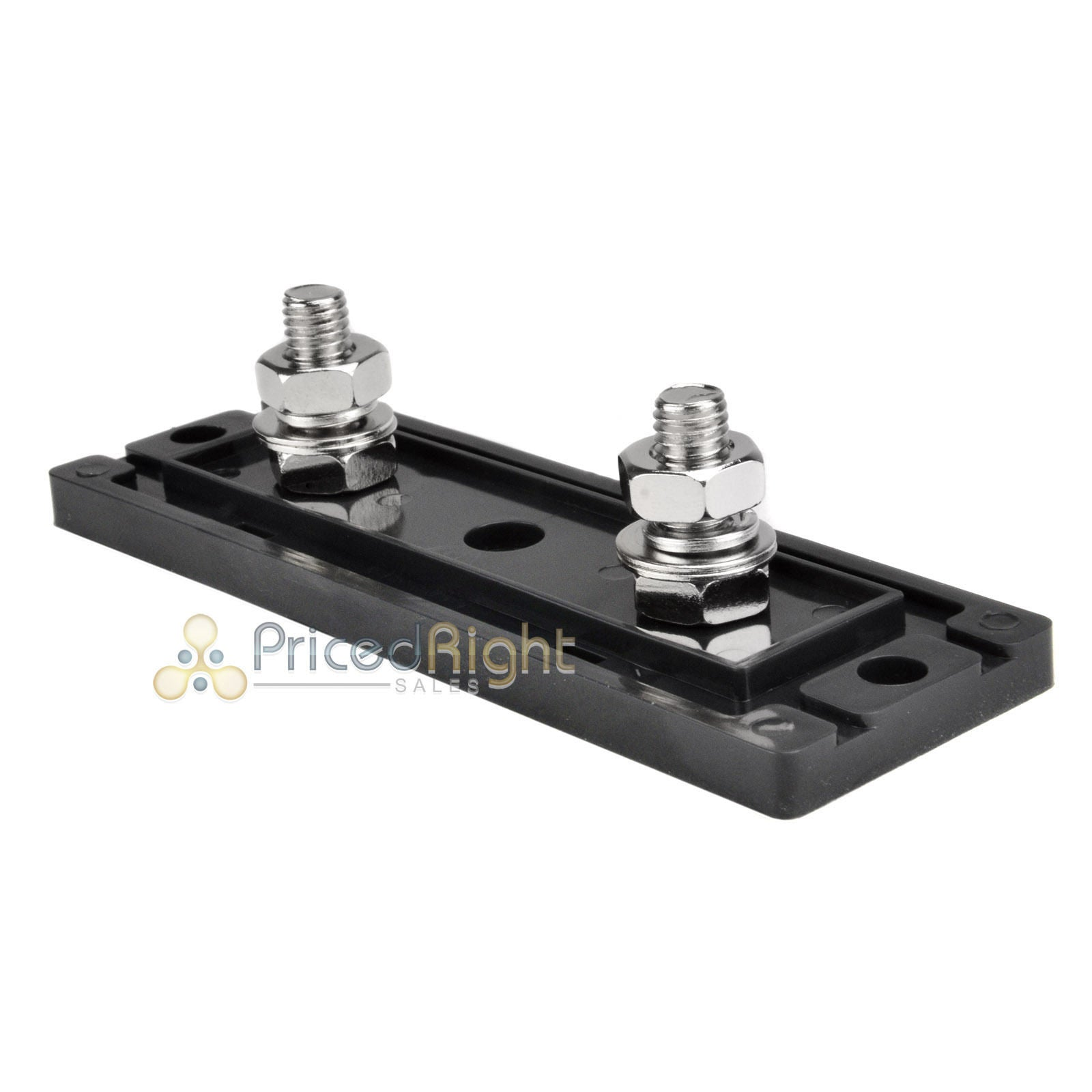 Xscorpion ANL1010P Platinum 0/2/4Ga In & Out Fuse Holder Composite Terminal Base