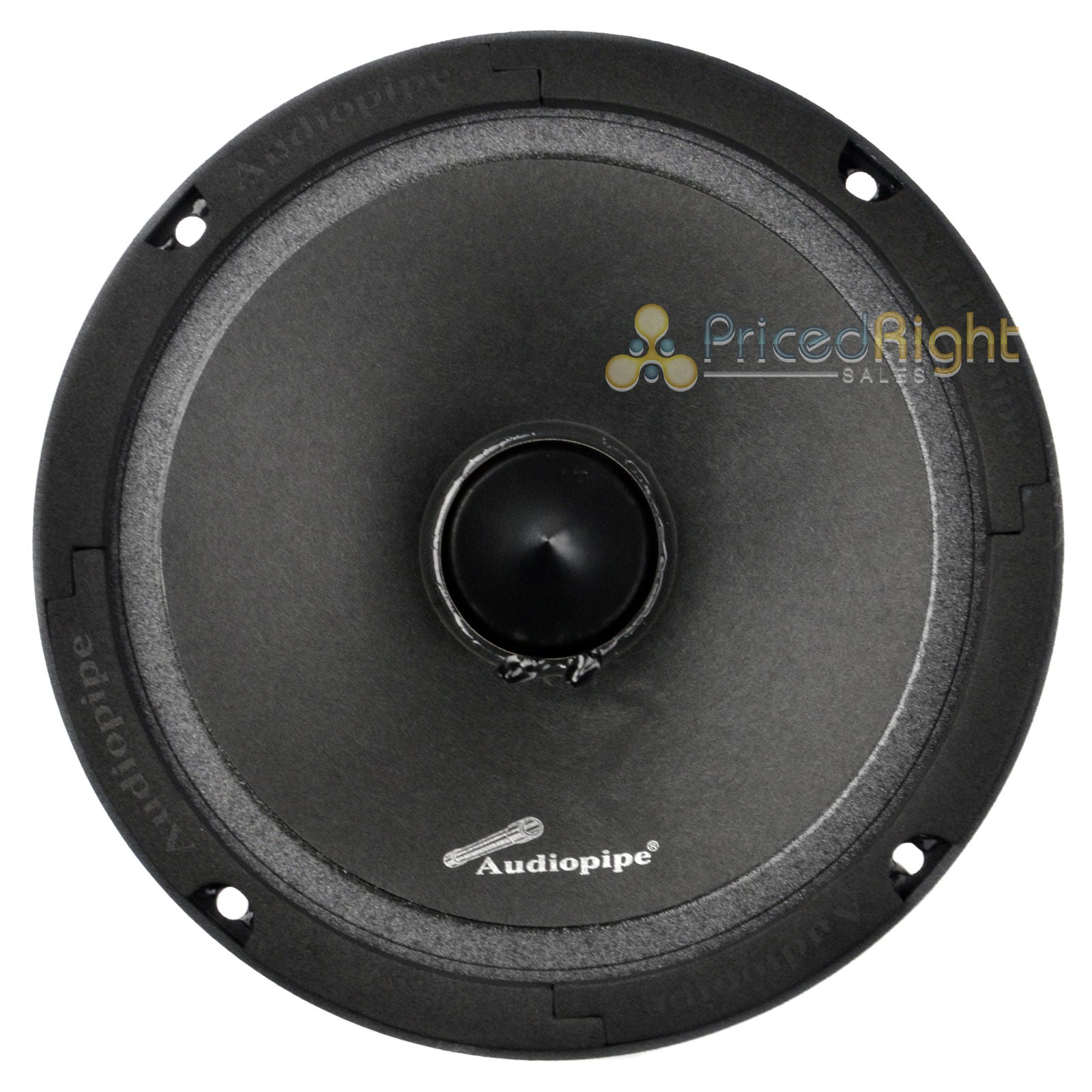 "Audiopipe APMB-6 6 - 6.5 "" 250w Low / Mid Frequency Car speaker LoudSpeaker"