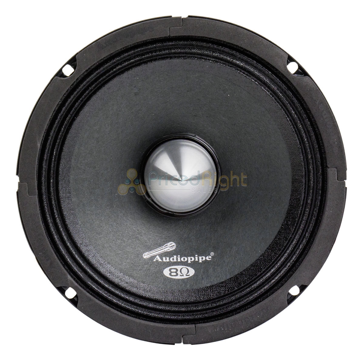"2 Audiopipe APMB-611DR 6.5"" 250W Low Mid Frequency Loudspeakers Neodynium Magnet"