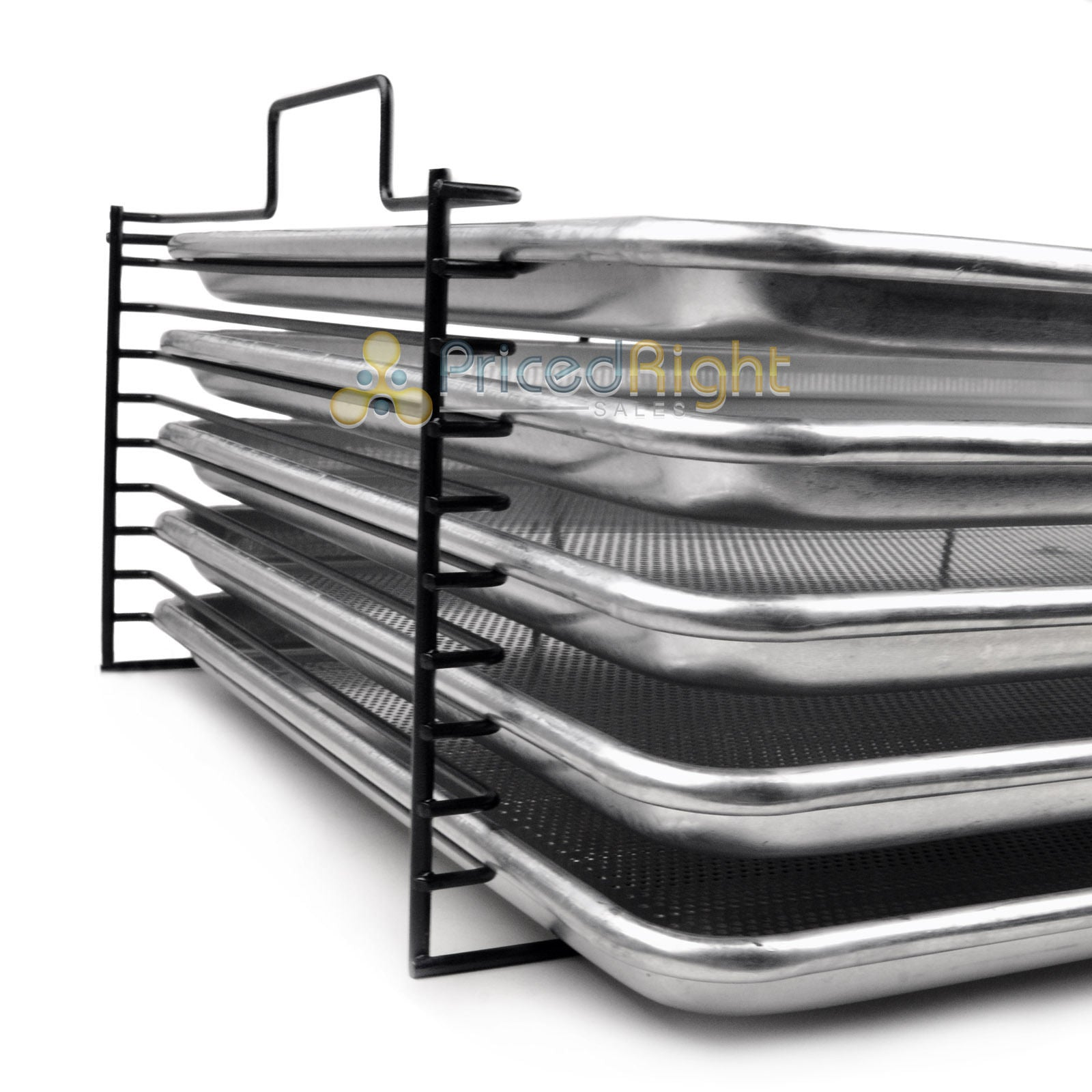 New Bull Rack Grill Tray System BR5 Grilling More Space Jerky Fish Pizza New