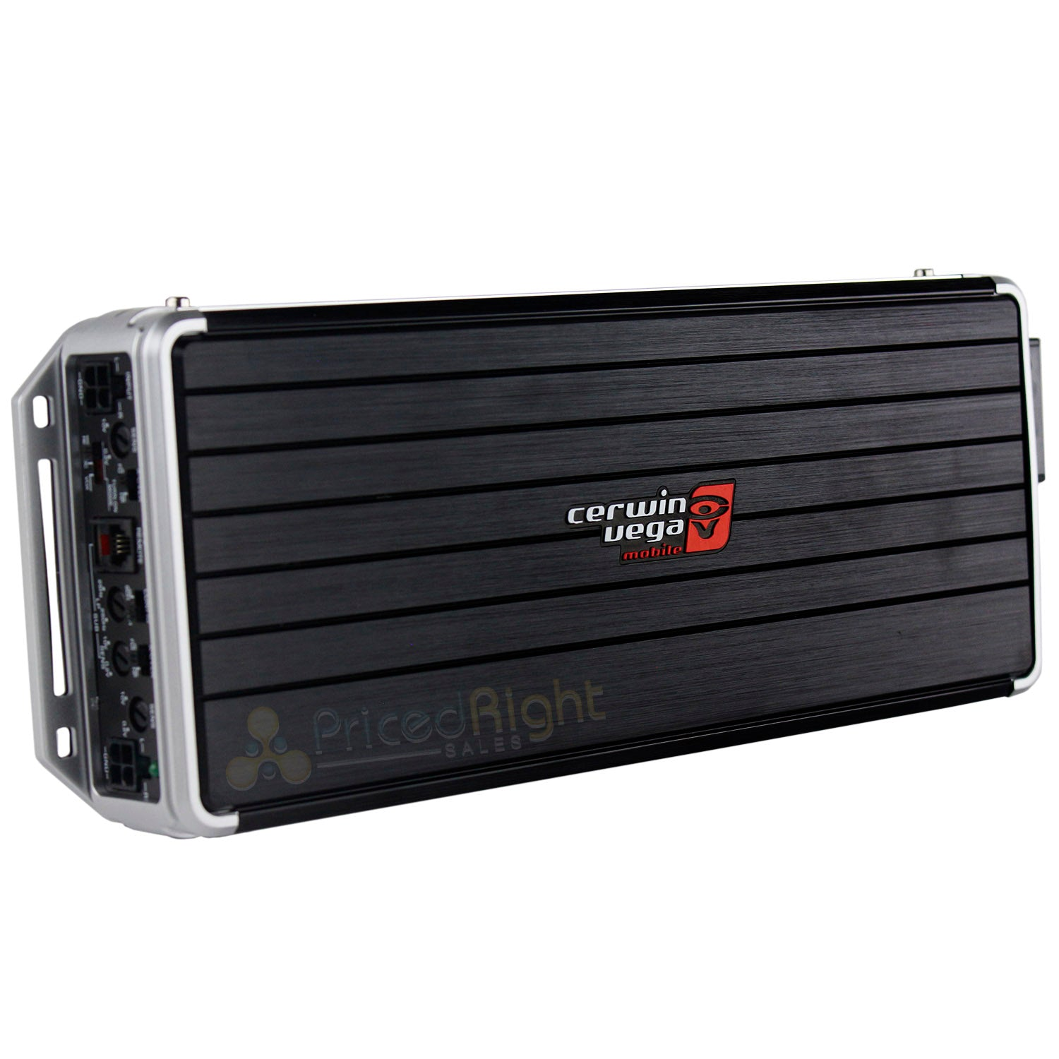 Cerwin Vega B55 Stealth Bomber 5 Channel Amplifier Class D 1900 Watts Car Audio