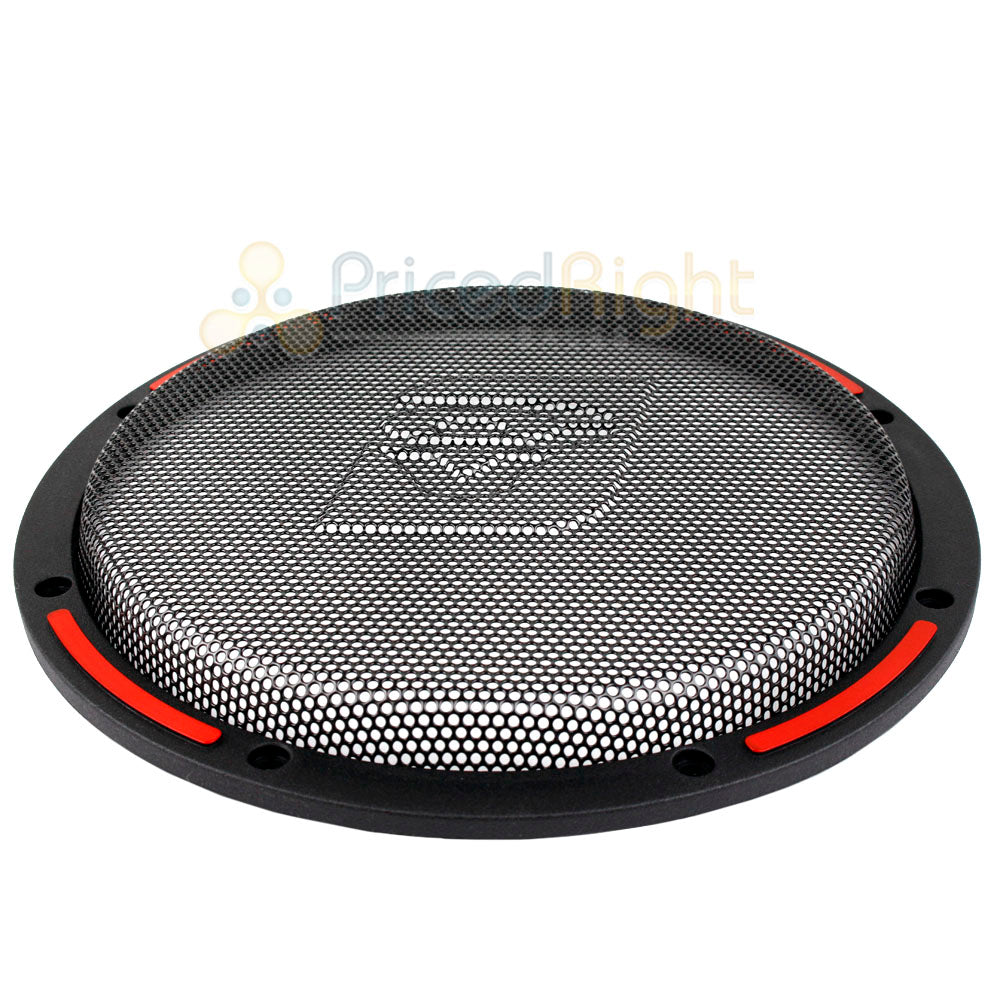 "12"" Subwoofer Mesh Grill Speaker Accessory Black Cerwin Vega H712GRL for H7124D"