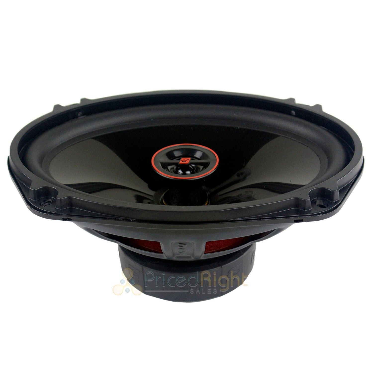 "4 Pack Cerwin Vega 6x9"" 2 Way Coaxial Speakers 400W Max 55 Watts RMS H7692 HED"