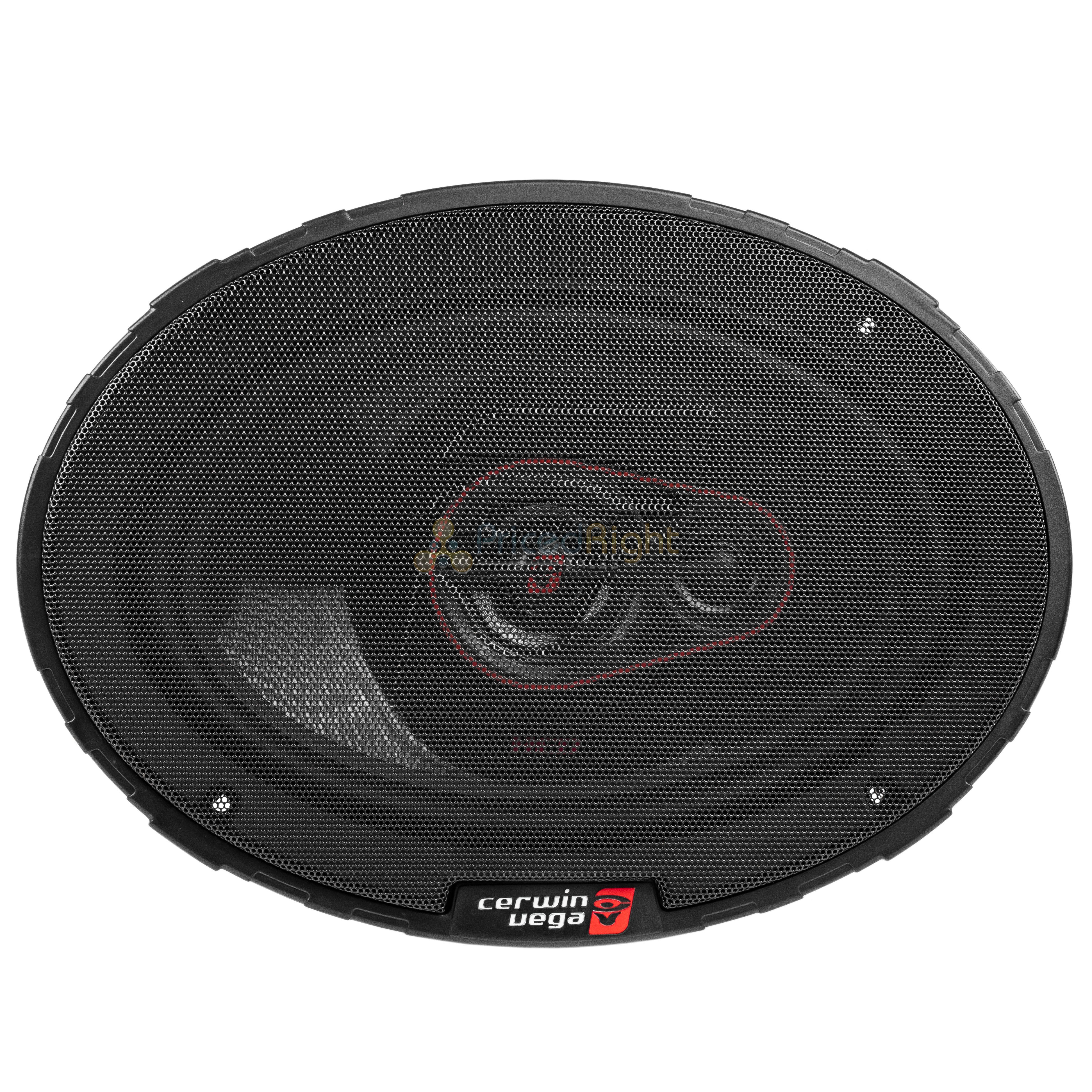 "Cerwin Vega H7693 6"" x 9"" 3 Way Coaxial Car Speakers 4 Ohm 420 Watts Max 4 Pack"