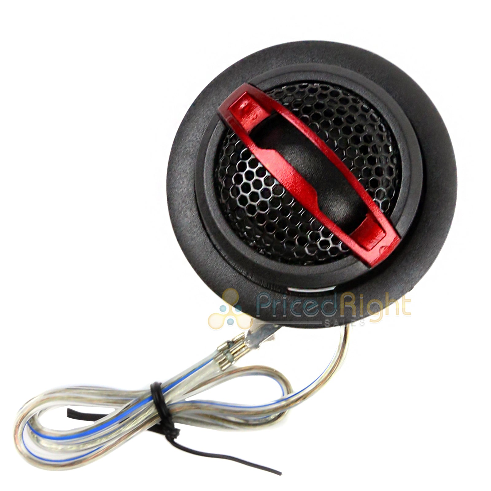"DS18 6.5"" Inch 2 Way 400 Watts Max Component Speaker Set EXL-SQ6.5C 4 Ohm"