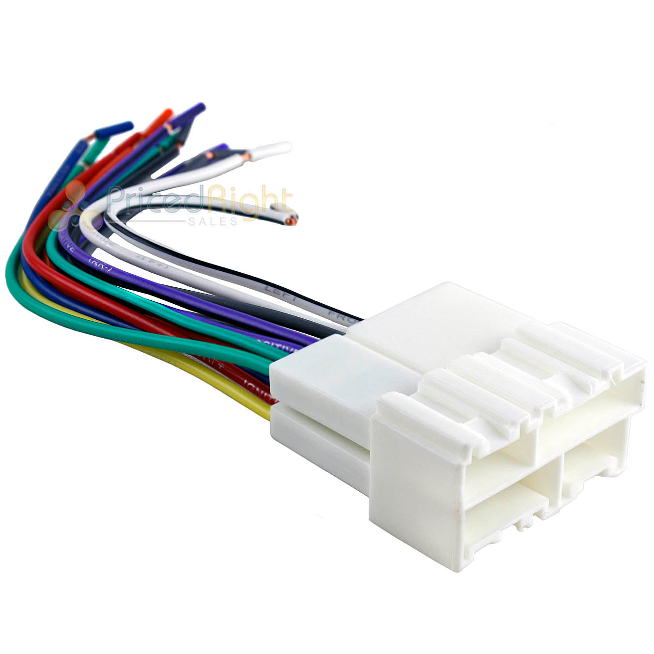 [SCHEMATICS_4HG]  Scosche Gm02b Wire Harness Fits 1988 to 2005 Gm Vehicles Car Stereo Wi –  Pricedrightsales | Scosche Wiring Harness Gm 2000 |  | Pricedrightsales