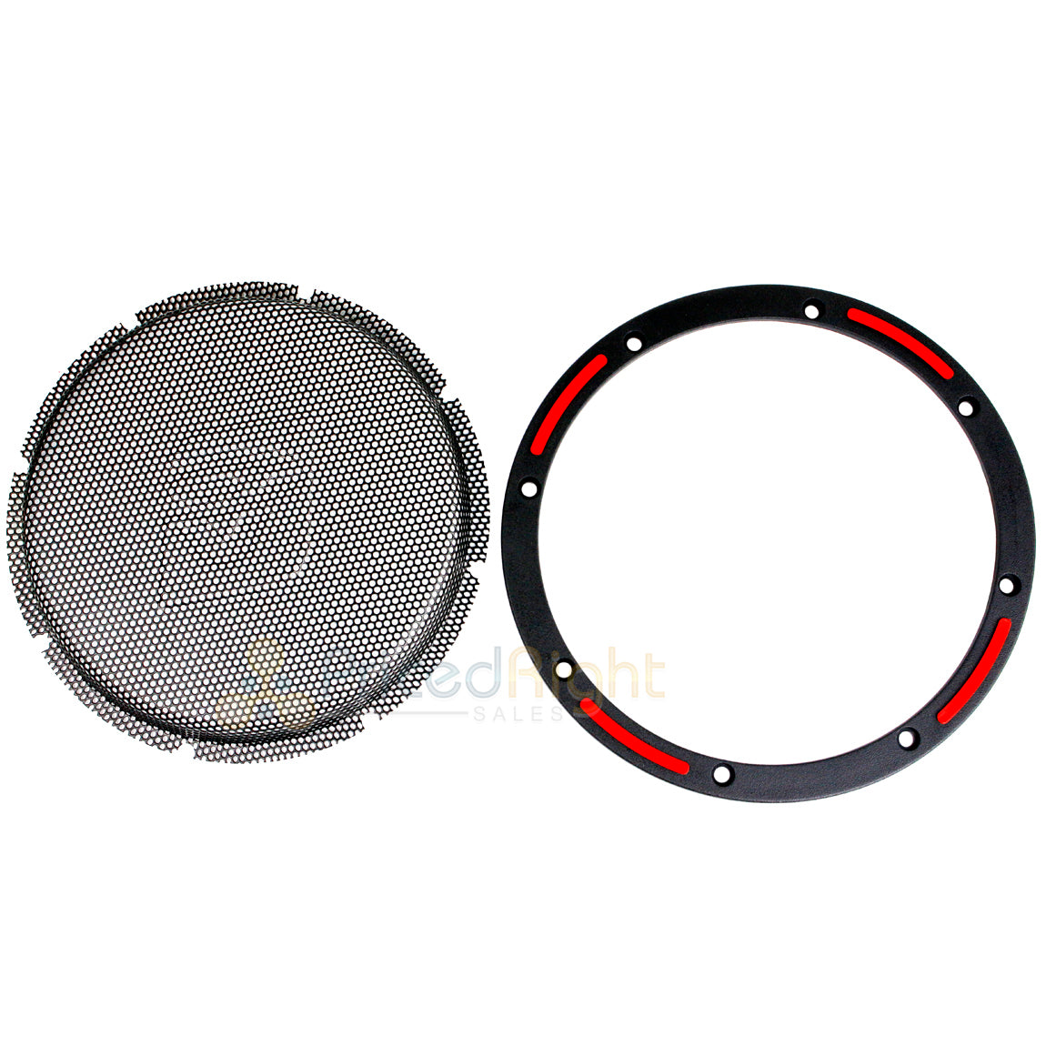 "10"" Subwoofer Mesh Grill Speaker Accessory Black Cerwin Vega H710GRL for H7104D"