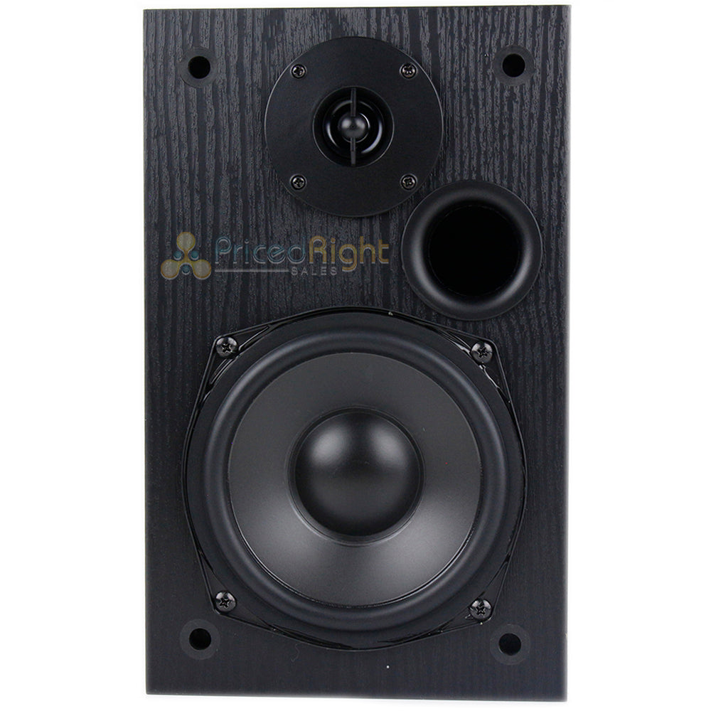 "MTX Audio Monitor5i Bookshelf Speaker 5.25"" 2 Way Loudspeaker Home Theater Pair"