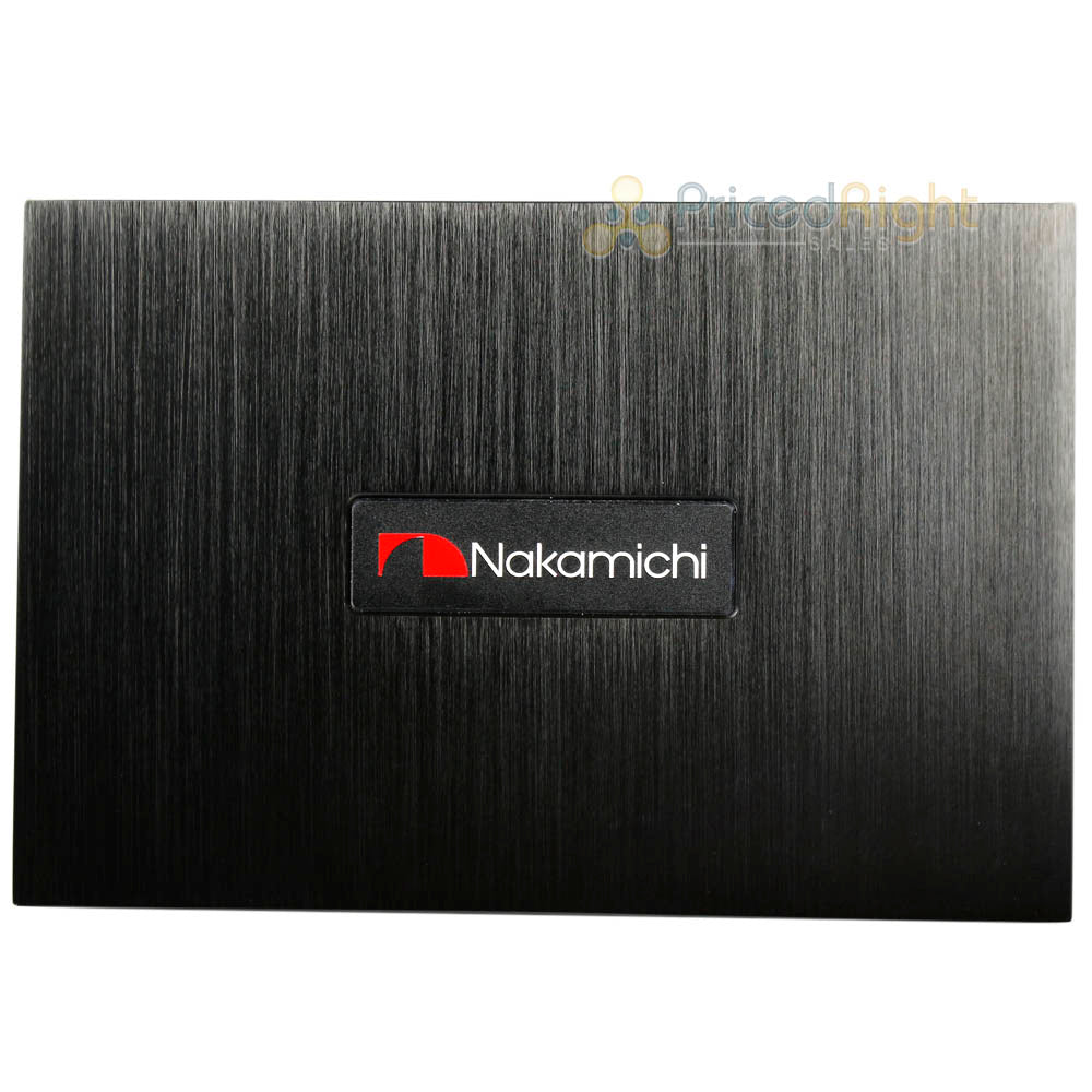 Nakamichi Digital Sound Processor 6 in 8 Out 31 Band EQ Car Audio NM-NDS6831