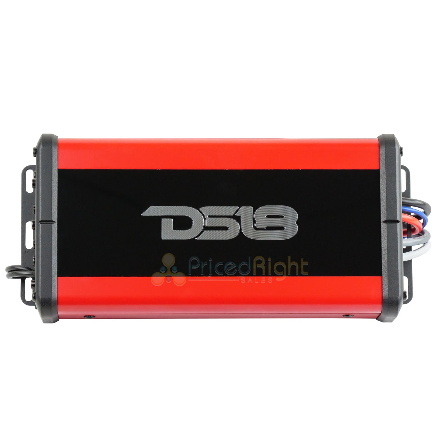 DS18 Mini Monoblock Waterproof Amplifier 350 Watts RMS Hydro Class D Amp NXL-N1