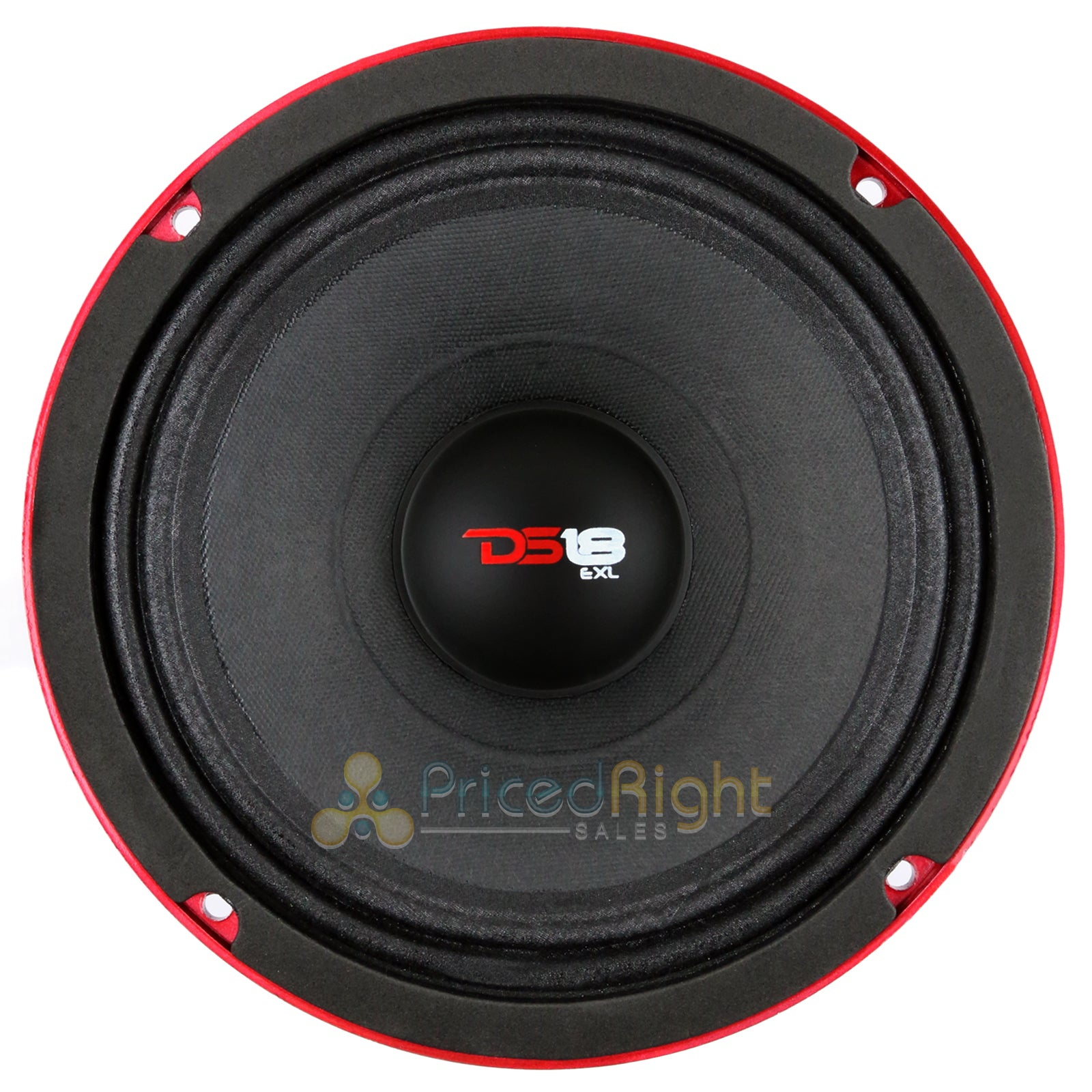 "DS18 PRO-EXL68 6.5"" Midrange Loudspeaker 600 Watts Max Power 8 Ohm Competition"