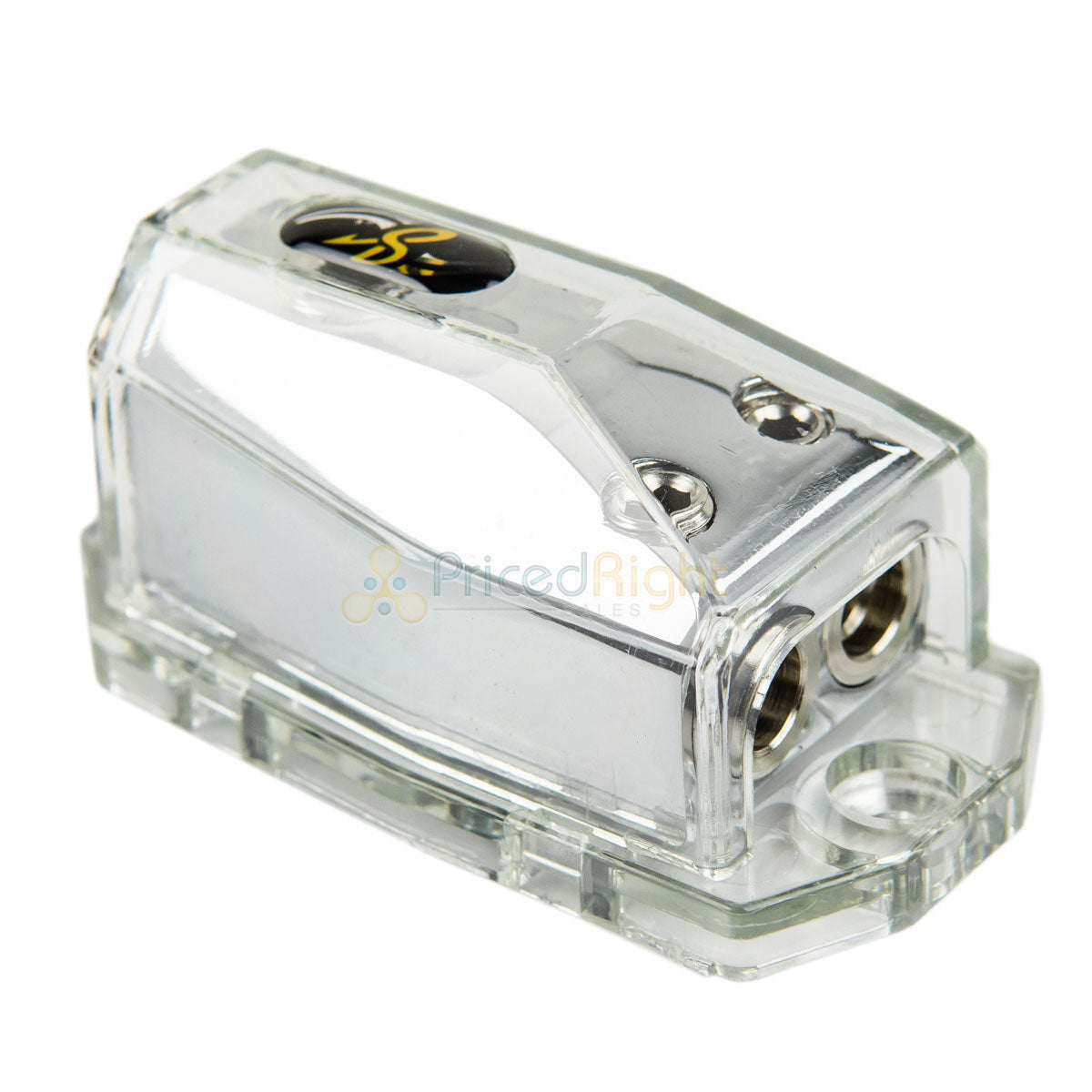 8 GAUGE IN OR OUT CAR AMP WIRE 2 POWER//GROUND DISTRIBUTION BLOCK 4 2 2 1//0
