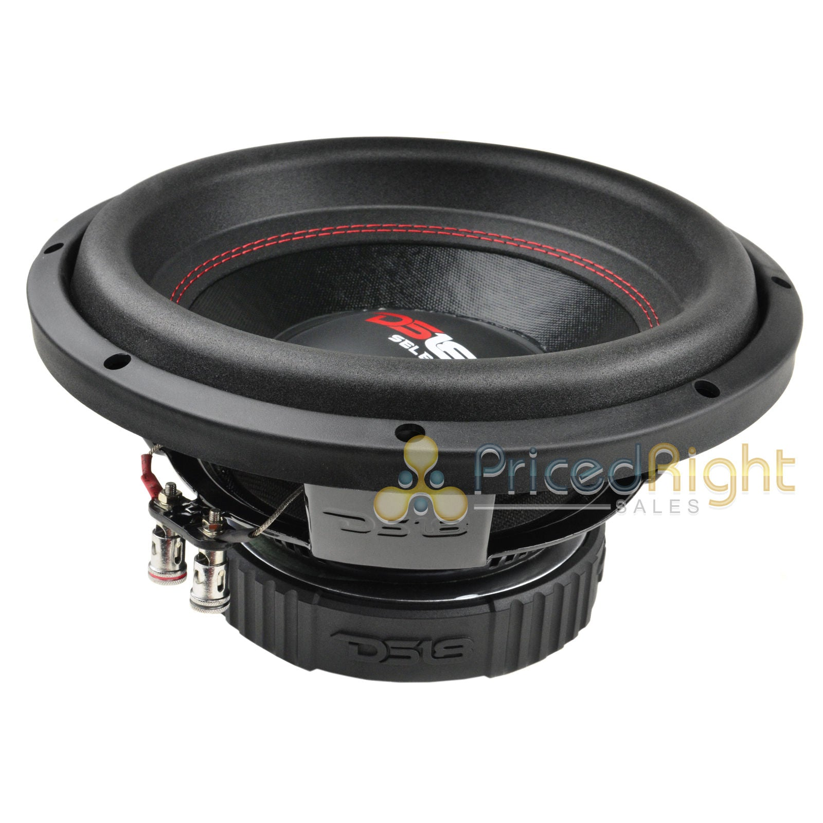 "2 DS18 SLC-10S 10"" Inch Subwoofers 440 Watts Max Power 4 Ohm Sub Select Series"