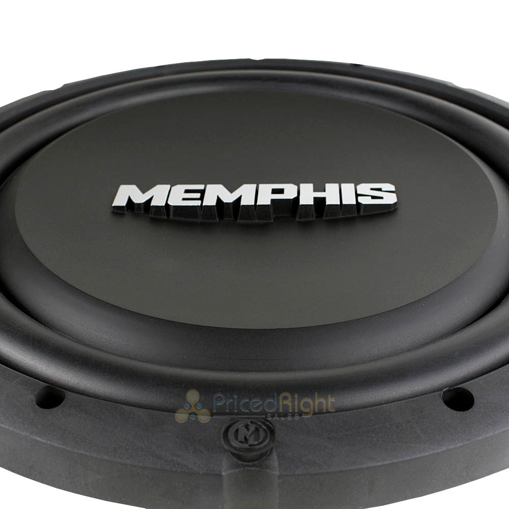 memphis shallow 12 subwoofer dual 4 ohm street reference 500 watts sr pricedrightsales memphis