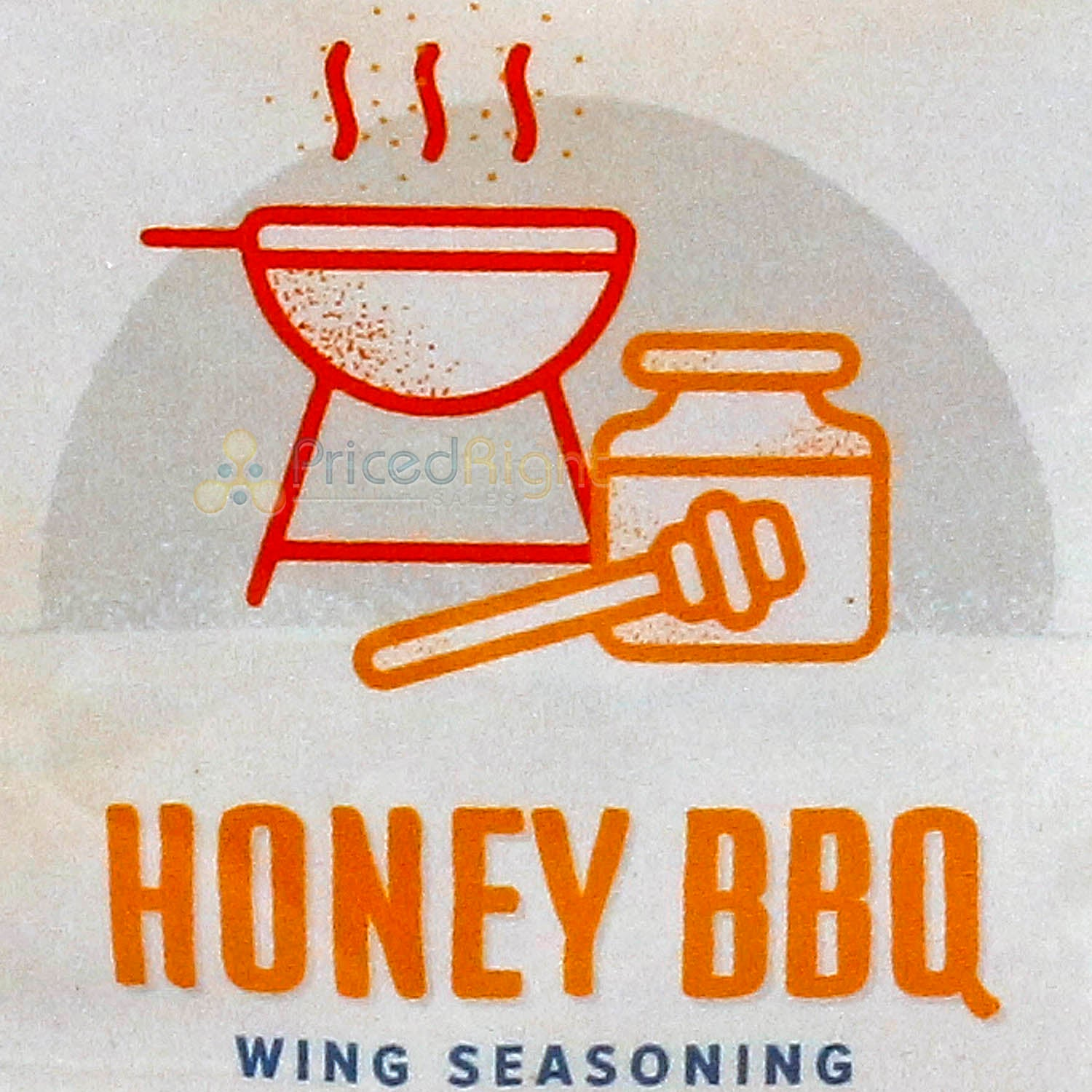 Kosmos Q Wing Dust Honey BBQ Dry Rub Seasoning Competition Rated Pit Master