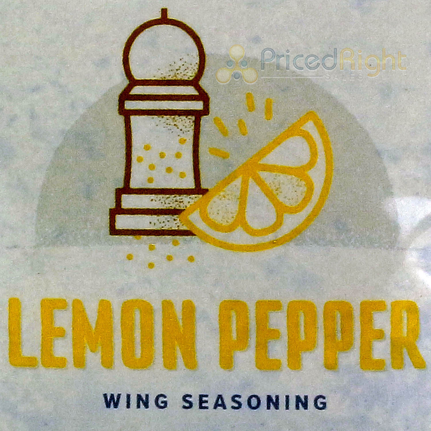 Kosmos Q Wing Dust Lemon Pepper Dry Rub Seasoning Competition Rated Pit Master