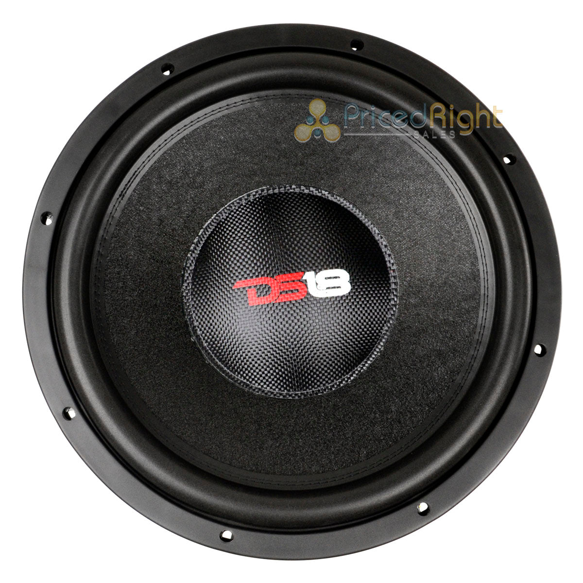 "DS18 Elite Z15 15"" Subwoofer 1800 Watts Max Dual 4 Ohm Bass Sub Woofer Speaker"