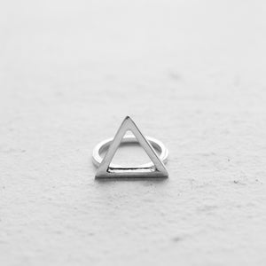 TRIANGLE  RING | HUMANS
