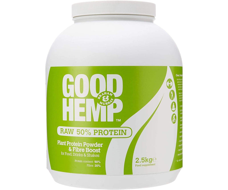 Hanf und Hemp - Braham And Murray Good Hemp Hanf Proteinpulver 2.5kg
