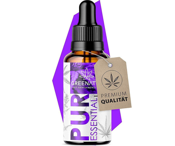 Hanf und Hemp - Original GreenNature® Premium Essential *Purple Edition* 10ml