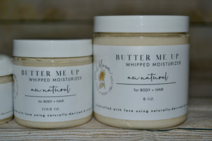 Butter Me Up — Au Naturel