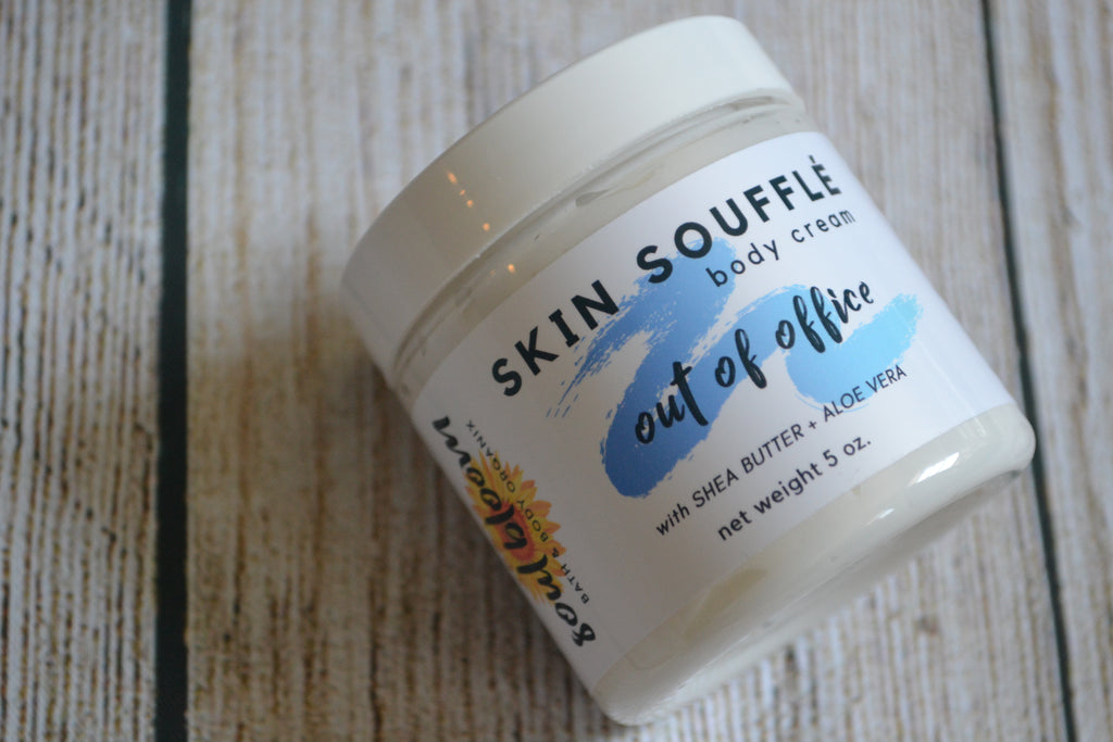 Skin Soufflé — Out of Office
