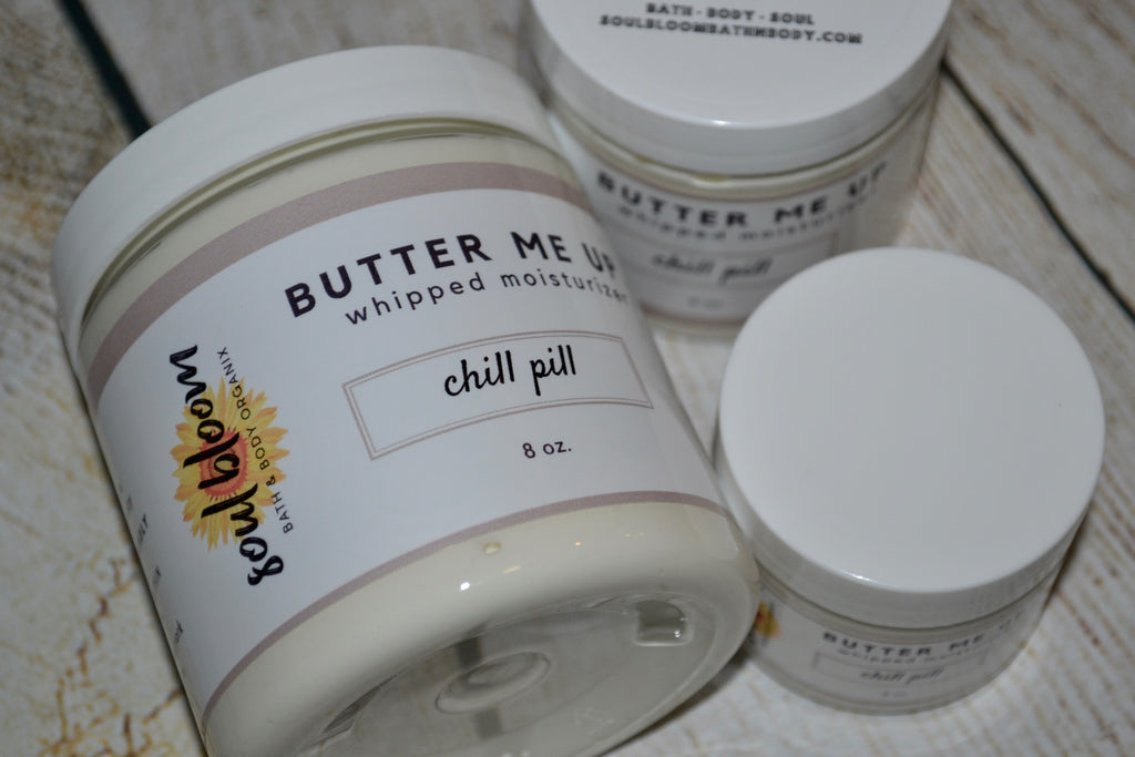 Butter Me Up — Chill Pill