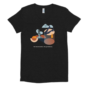 Negroni – Women's Crew Neck T-shirt