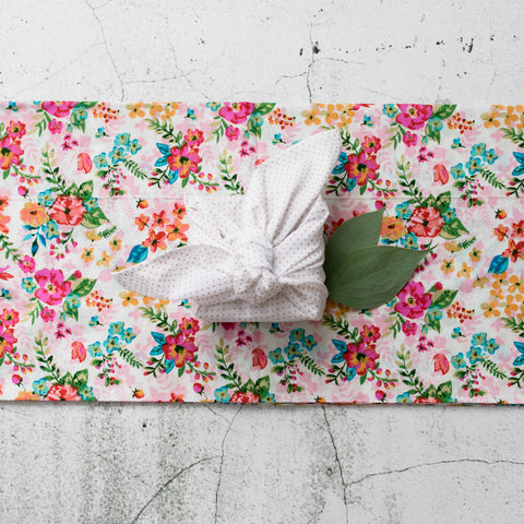 Pimelea - Large Fabric Gift Wrap