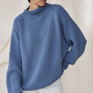 Laumés Sweater Baltic Blue