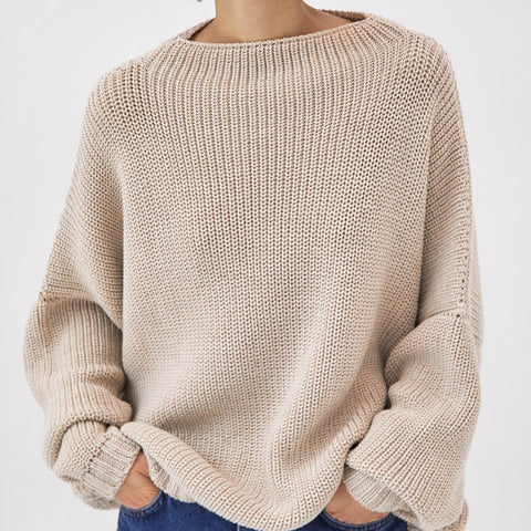 Laumés Sweater Pearl