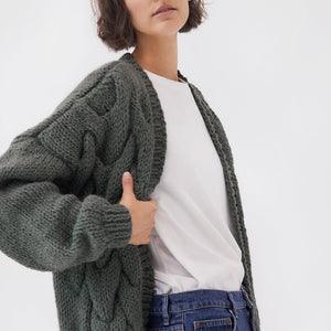 Twisted Erik Cardigan