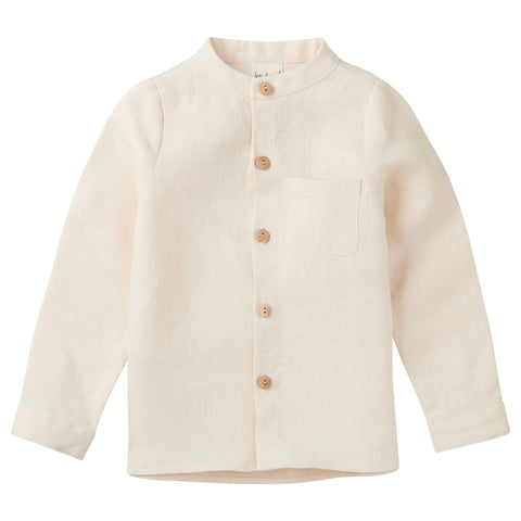 Billy Linen Blouse