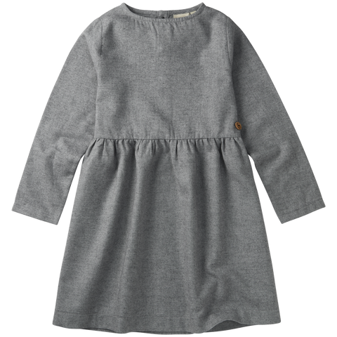 Upcycled Dress Grey