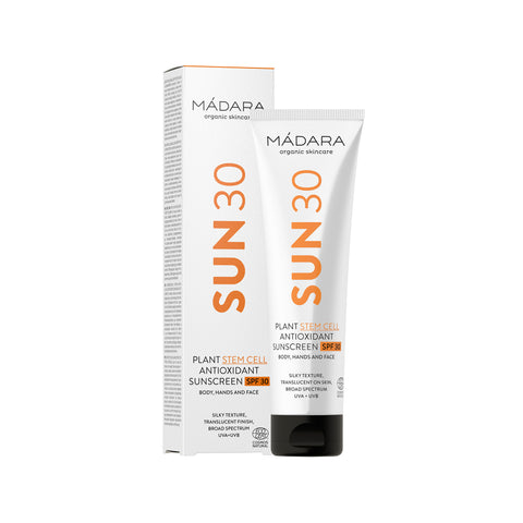 Antioxidant Sunscreen Body SPF30