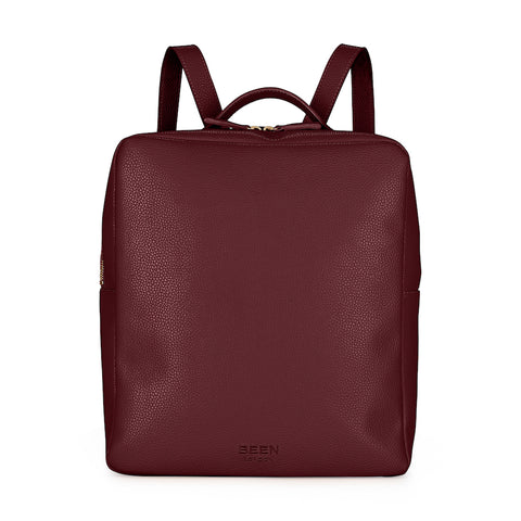 Islington Backpack Red Wine