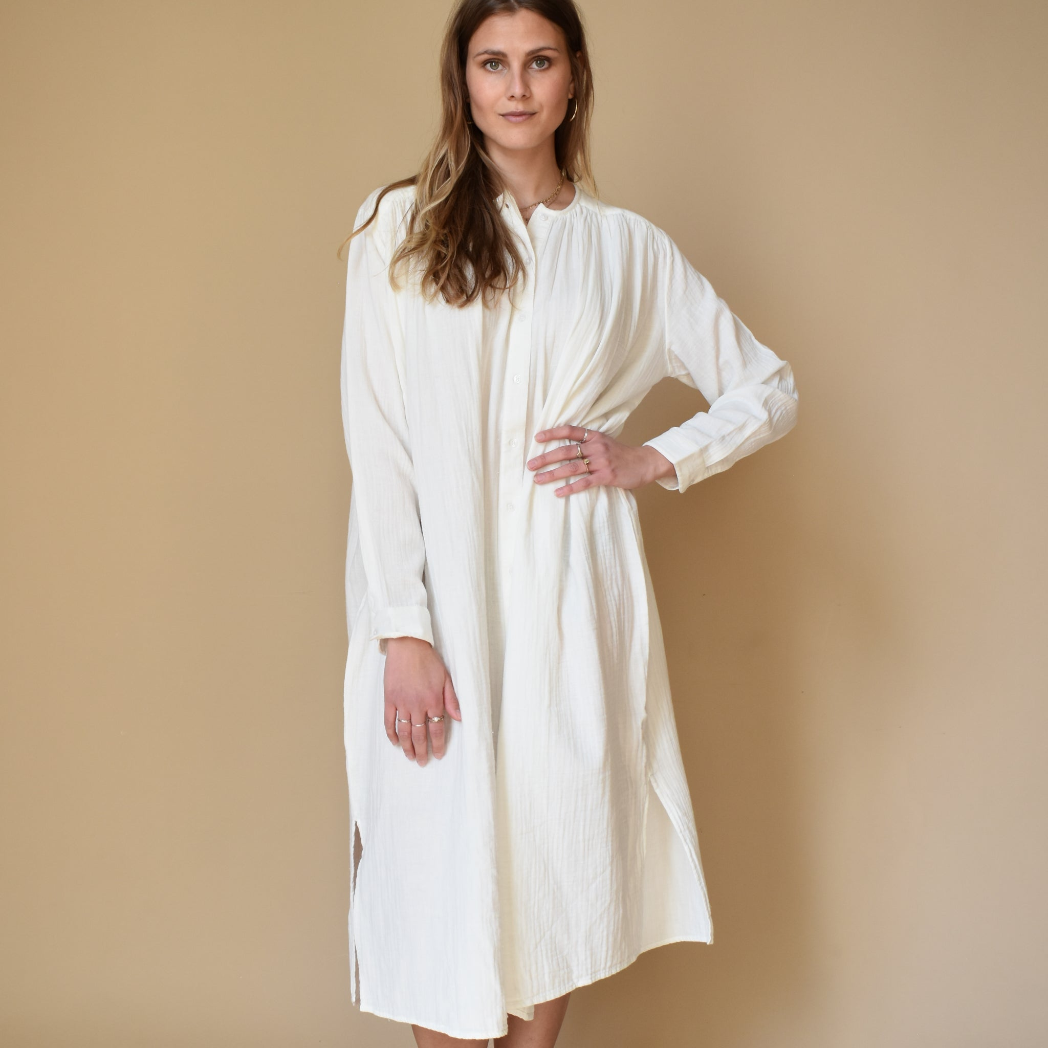 Brave Organic Cotton Dress