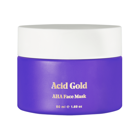 Acid Gold Face Mask