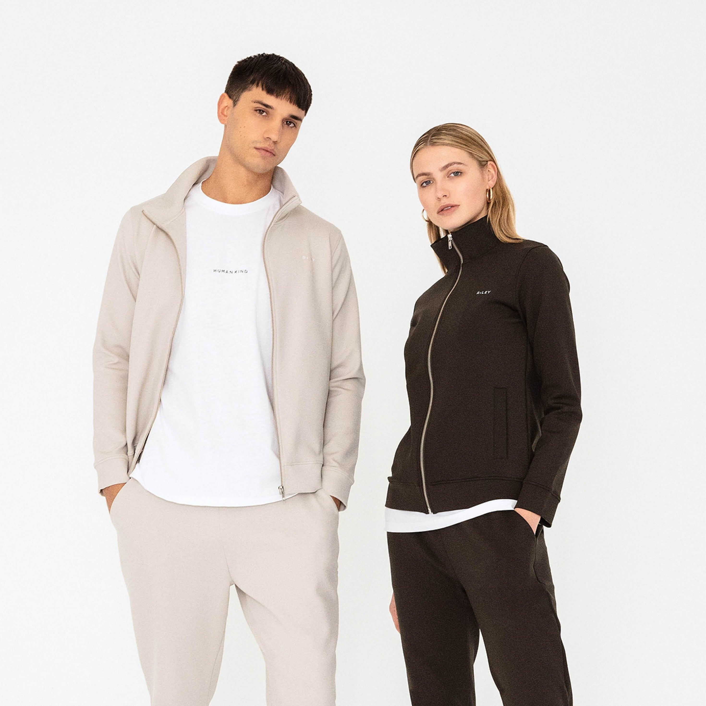 Co-Ord Track Jacket