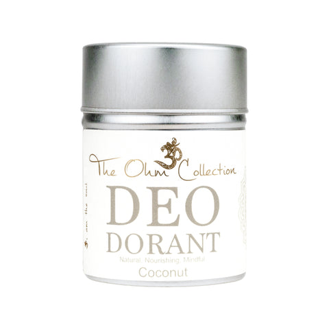 Deodorant Powder Coconut