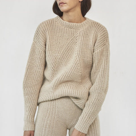 Slabada Sweater Beige
