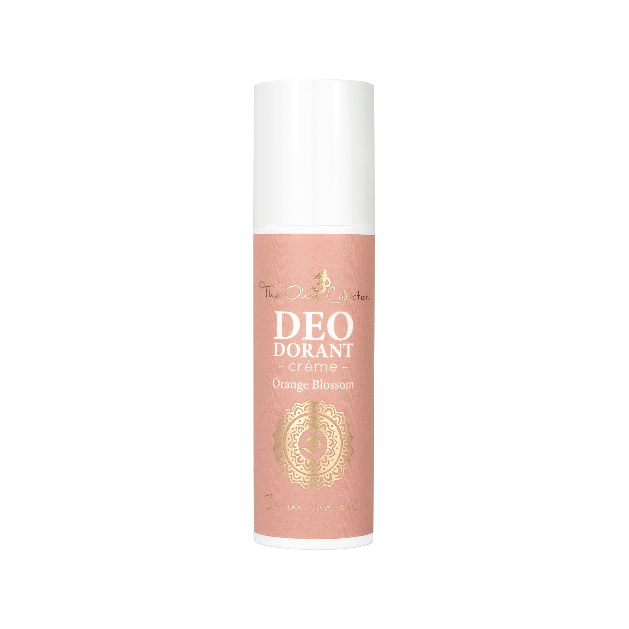 Deodorant Cream Orange Blossom