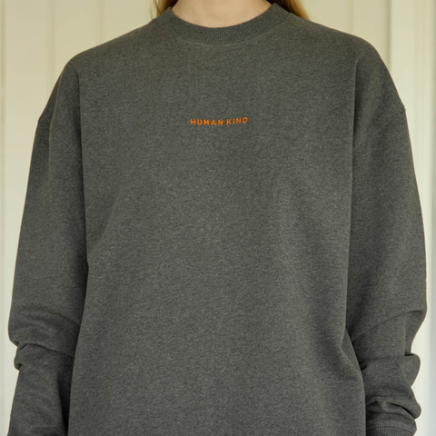 Sweatshirt Human Kind Oversized