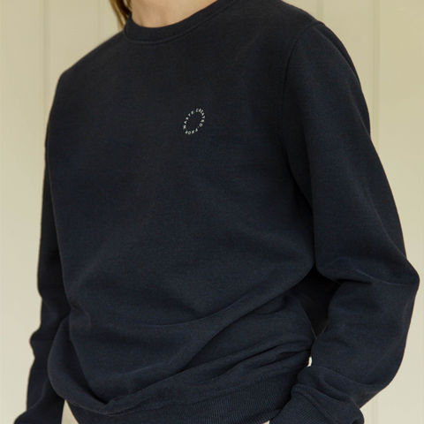 'Created From Waste' Classic Sweatshirt